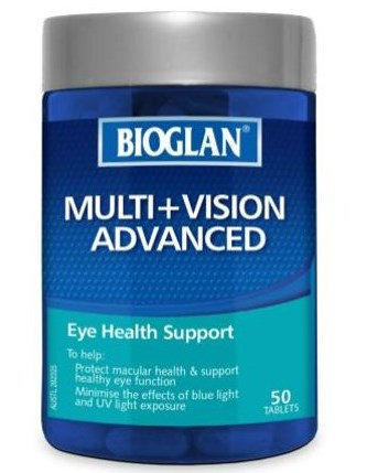 Bioglan Multi+Vision Advanced