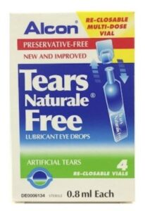 Tears Naturale Free Lubricant Eye Drops